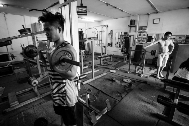 Real Steel: A Day In The Life Of Bakal Gyms In Metro Manila