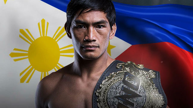 Why Eduard 'Landslide' Folayang Is More Than Just A Title Holder