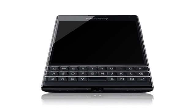 Blackberry's Keyboard Phone Is Making A Comeback