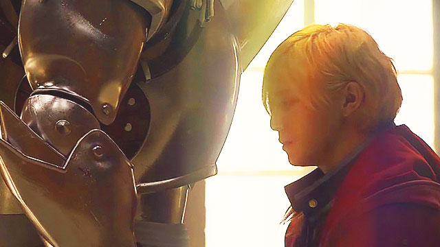 We're Losing It Over The Live-Action 'Fullmetal Alchemist' Trailer