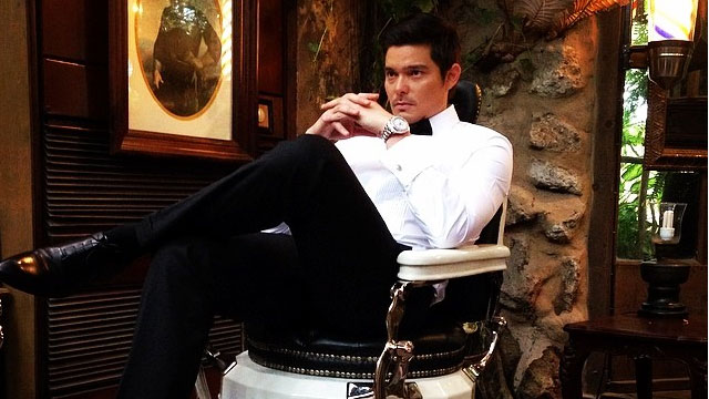 Steal His Style: Dingdong Dantes