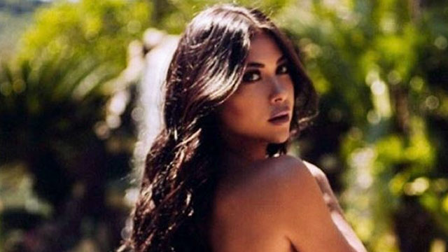 Arianny Celeste Gets (Nearly) Naked On Instagram
