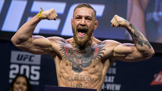 Why Conor McGregor Is In A Class Of His Own