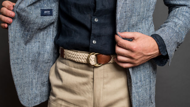 The Everyman's Complete Guide To Choosing The Right Belt