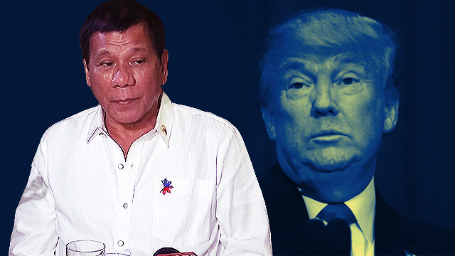 Duterte On Trump Immigrant Issue: 'I Trust In His Judgment'