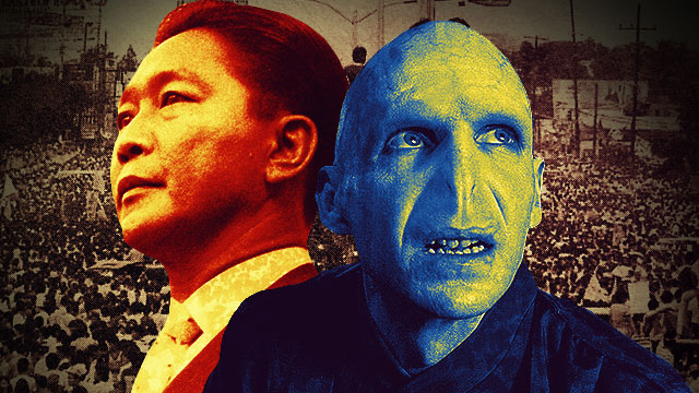 Netizen Mocks Arguments Of Marcos Apologists With Spot-On 'Harry Potter' Analogy
