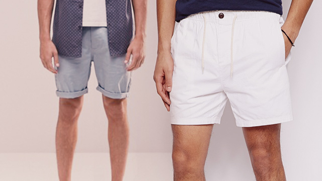 The Everyman's Guide To Wearing Chino Shorts