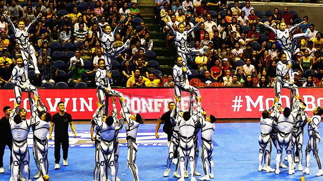WATCH: NU's Winning UAAP Cheerdance Performance
