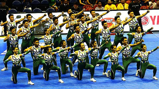 7 Times The UAAP Cheerdance Competition Got Way Too Real