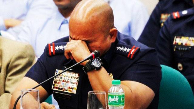 Bato Sheds Man Tears During The Senate Hearing