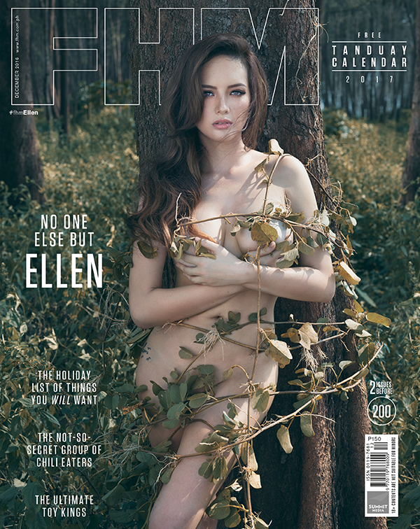 As you can see, both covers play on Ellen's pure magnetism. It was shot in  the pine forests and beaches of the majestic Zambawood beach house, ...