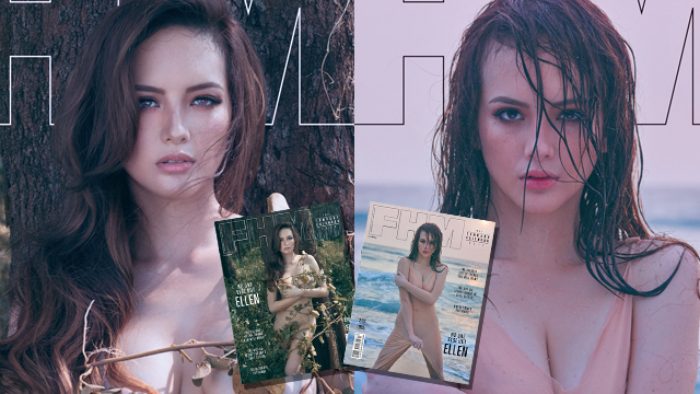 Ellen Adarna Is FHM's December 2016 Cover Girl