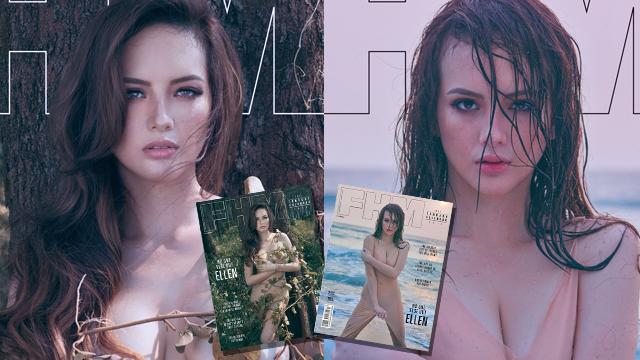 Ellen Adarna Is FHM's December 2016 Cover Girl