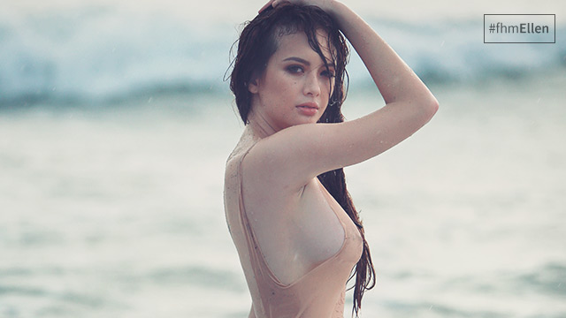 Behind-The-Scenes At Ellen Adarna's Epic FHM Comeback Cover Shoot