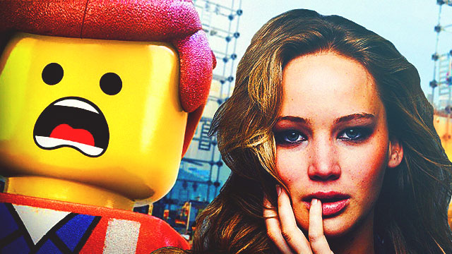 J. Law's Stripper Dream, Largest LEGO Store, And 13 Other Things A Man Must Know This Week