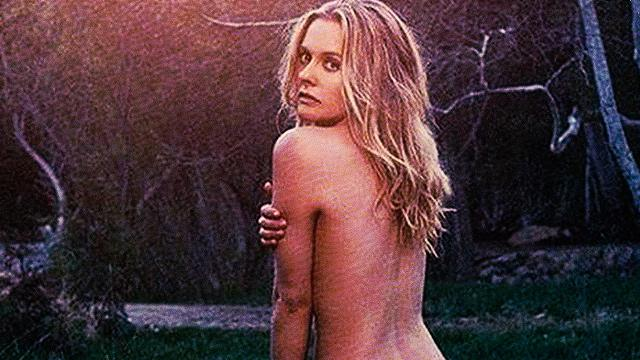 '90s Sweetheart Alicia Silverstone Strips Down For PETA