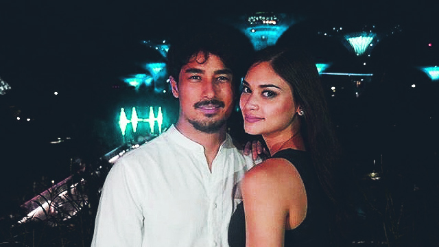 Pia Wurtzbach Caught Getting Cozy With Marlon Stockinger In Singapore