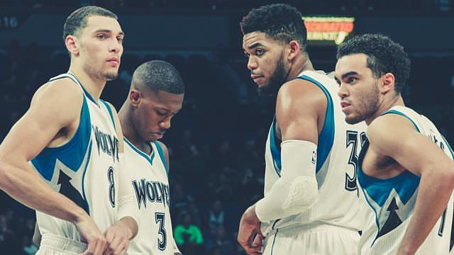 The Growing Pains Of The Minnesota Timberpups