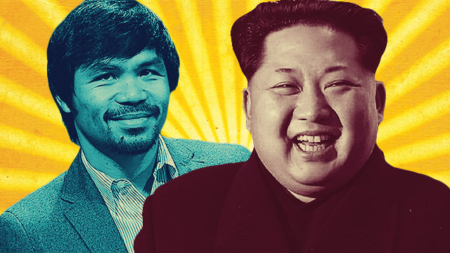 Manny Pacquiao As DOT Spokesperson, Kim Jong-un's Sex Potions, And 13 Other Things A Man Must Know This Week