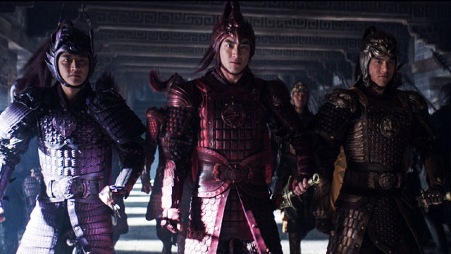 Trailer For 'The Great Wall' Isn't 9 Minutes Long For Nothing