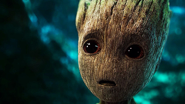 See Baby Groot In Action In The Newest 'Guardians of the Galaxy Vol. 2' Trailer