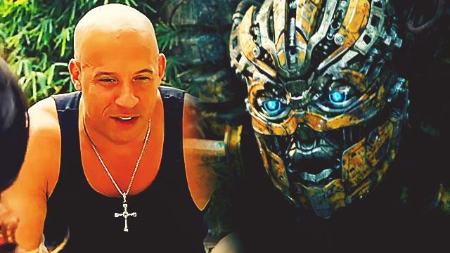 TRAILER WARS: 'Fast 8' VS. 'Transformers: The Last Knight'