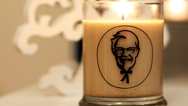 The KFC Scented Candle Is Exactly What It Says On The Tin