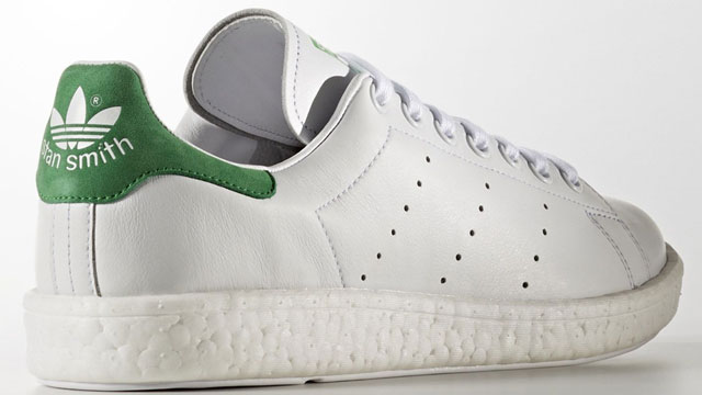 Adidas Just Gave The Stan Smith A Boost Sole And We're Not Sure How To Feel