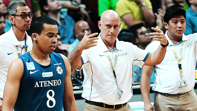Tab Baldwin's Instrumental Command Of The Ateneo Blue Eagles