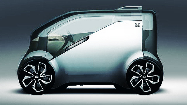 Honda's Newest Concept Car Will Be Able To Feel Emotions