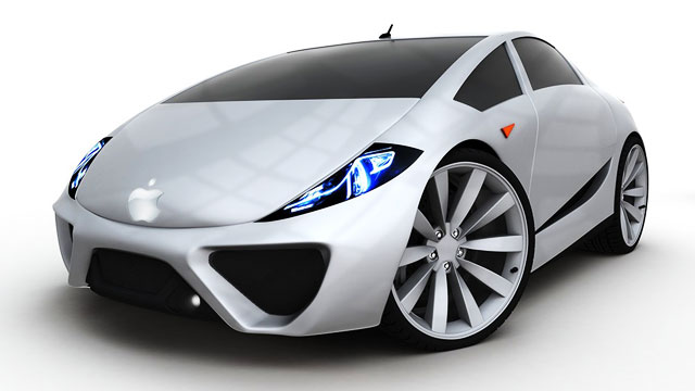 Apple Get Serious About Self-Driving Cars
