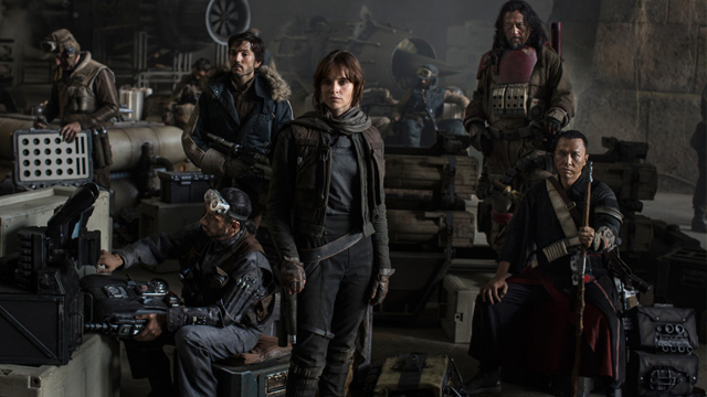 The First Reactions To 'Rogue One: A Star Wars Story' Are In And They Are Epic