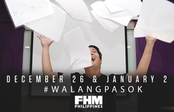 #WalangPasok: Malacanang Declares Two Holiday Long Weekends