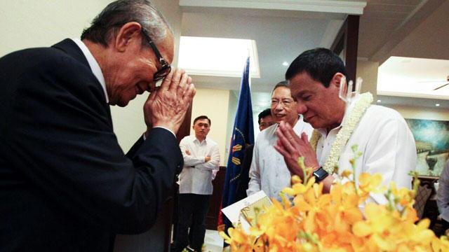 Duterte: 'I Don't Need The Presidency'