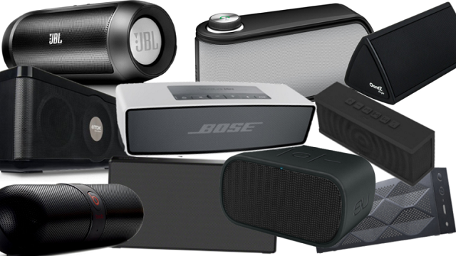 10 Bluetooth Speakers That Will Bring Out Your Inner Party Animal