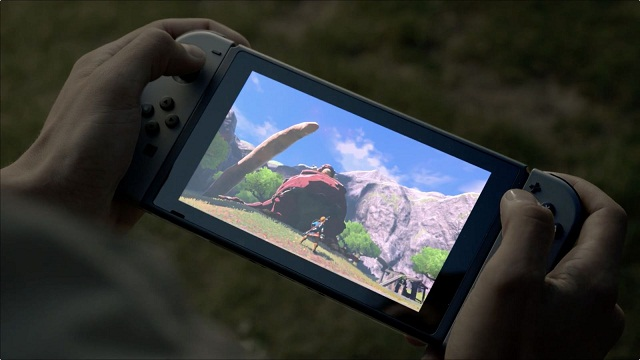 The Nintendo Switch Might Just Be VR Ready
