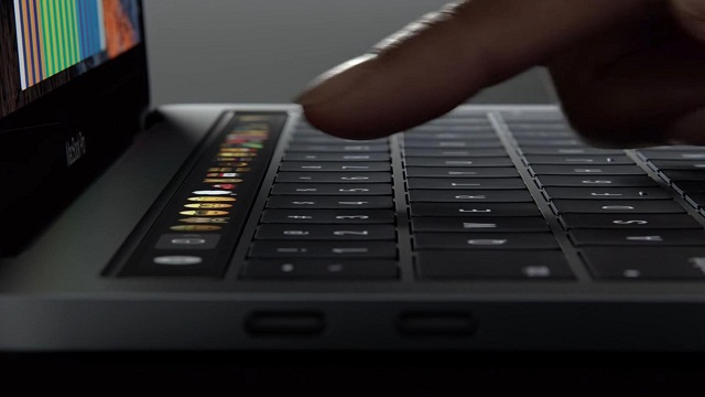 These 3 Retro Games Can Be Played On The Macbook Pro's Touchbar