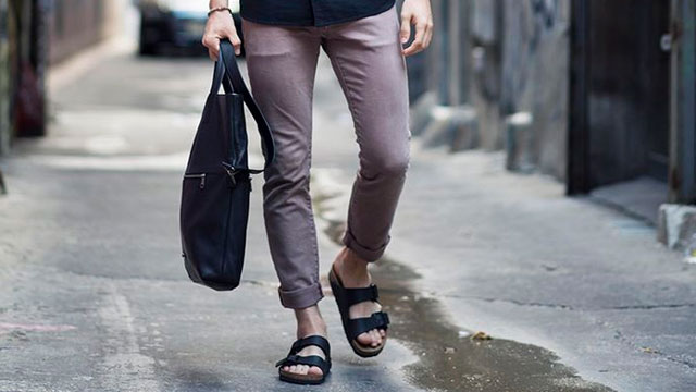 Sacrifice Your Shoe Game For A Stylish Pair Of Mandals