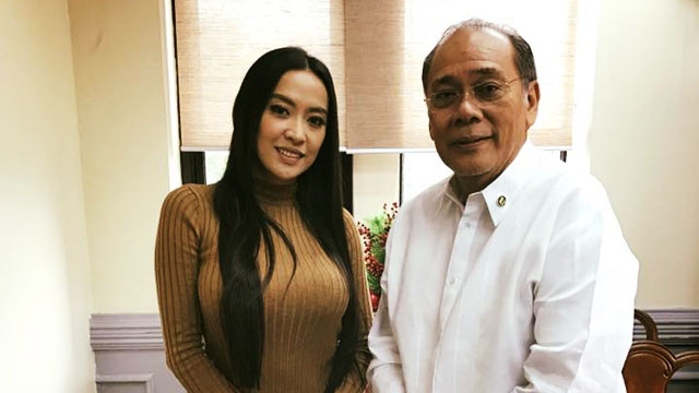 Mocha Uson Is Now An MMFF Ambassador