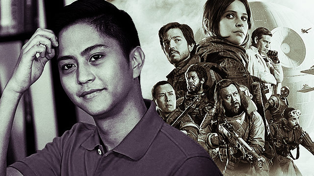 Sandro Marcos Gets Roasted Over 'Rogue One' Tweet