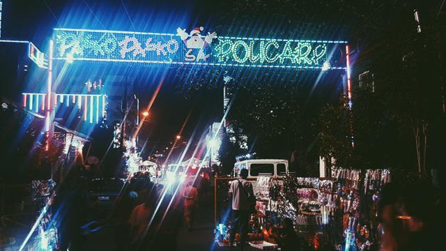 The Joy-Spreading Christmas Lights Of Policarpio Street