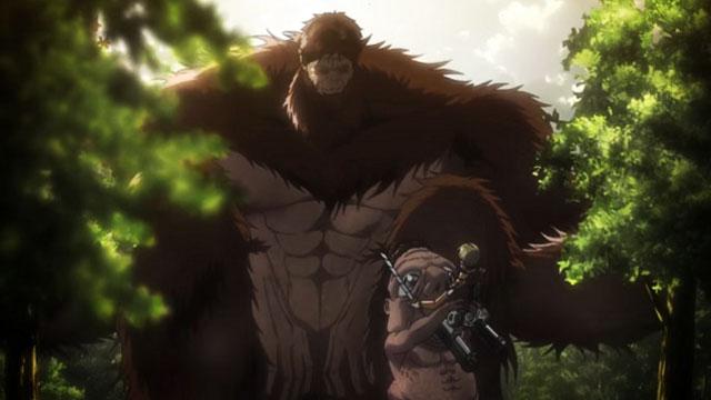 Brand-New Behemoths In 'Attack On Titan' Season 2 Trailer