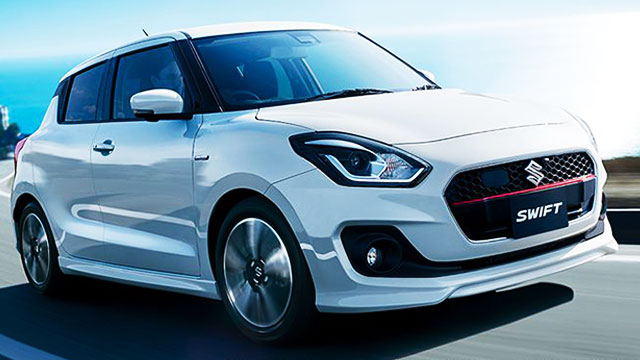 The All-New Suzuki Swift Is One Handsome Ride