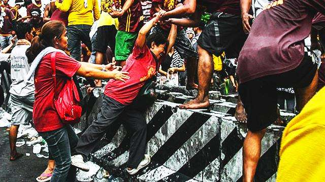 Attending The Black Nazarene Feast? Trim Your Toenails First