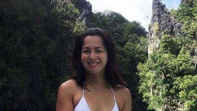 Alice Dixson's Beach Bod Is Breathtaking