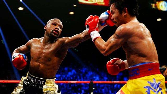 Pacquiao Blamed For Failed Rematch With Mayweather
