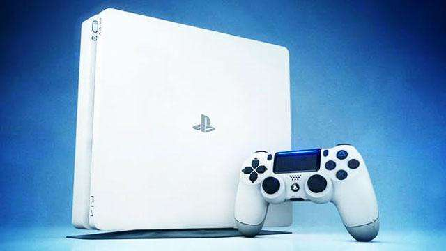 The Glacier White PS4 Slim Is The Console Of Your Dreams