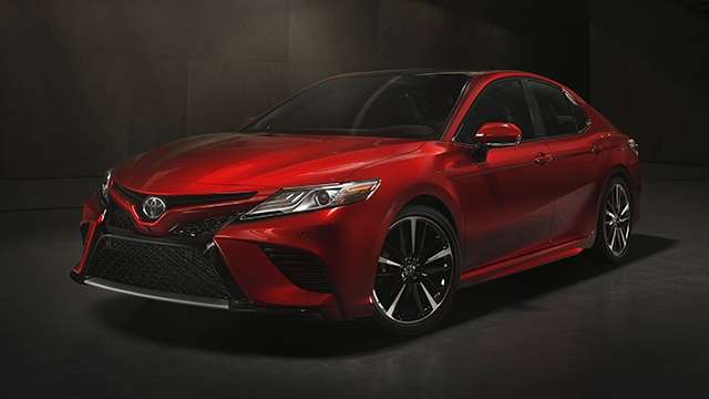 The All-New Toyota Camry Has Been Unveiled