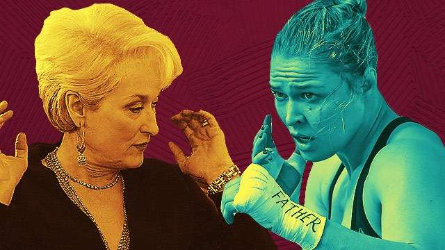MMA Isn't 'Art'? Here Are 12 Examples To Prove Meryl Streep Wrong