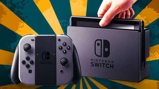 WATCH: The Nintendo Switch Finally Gets Unveiled